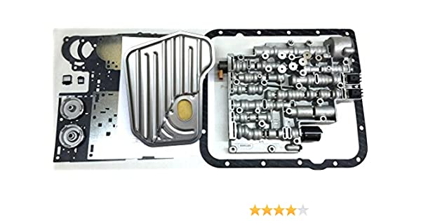Amazon Shift Rite Transmissions 4l60e 9394 M30 Sonnax Update Rhamazon: 4l60e Valve Body Bolt Location At Gmaili.net