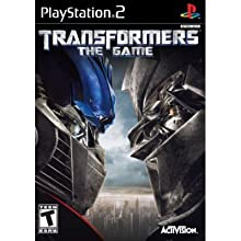 Transformers: The Game Sony PS2