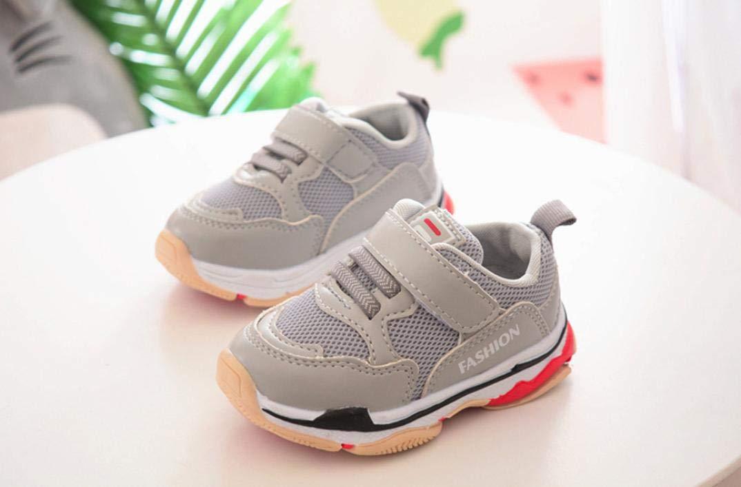 f972adb6aeaf8e GongzhuMM Sneakers Enfant Mesh,Confortable et Léger, Chaussures pour ...