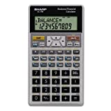 SHREL738FB - Sharp Advanced Financial Calculator with Scientific Functions