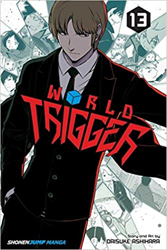 Book World Trigger, Vol. 13