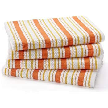 Amazon.Com: Cotton Craft - 4 Pack Oversized Kitchen Towels, 20X30