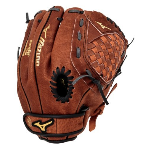 Mizuno GPP1100Y1 Youth Prospect Ball Glove, 11-Inch, Right Hand Throw - Mizuno Prospect Youth Glove