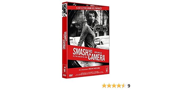 Smash His Camera Ron Galella, vie dun chasseur de stars ...