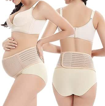 Fajas de Embarazo Premamá Transpirable Cómodo Cinturón del