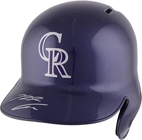 Nolan Arenado Colorado Rockies Autographed Replica Batting Helmet - Fanatics Authentic Certified - Autographed MLB ()