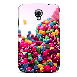 Tpu Case For Galaxy S4 With Colorful Candys