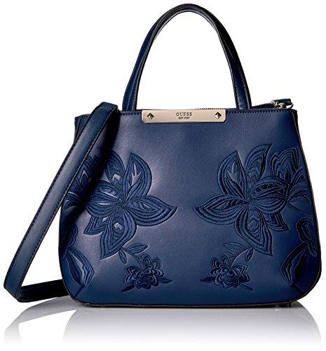 GUESS Hwve6693050 - Bolsos de mano Mujer Azul (Navy)