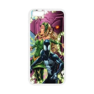 iPhone 6 4.7 Inch Cell Phone Case White Black Spiderman Comics Ldlcc
