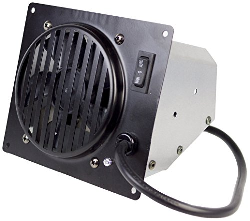 (Dyna-Glo Vent-Free Wall Heat Fan)