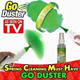 HBK TV Go Duster Electric Feather Duster Electric Dust Brush Scroll Brush Vacuum Cleaner Parts