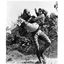 Creature from the Black Lagoon Carrying Julie Adams 8 x 10 Inch Photo