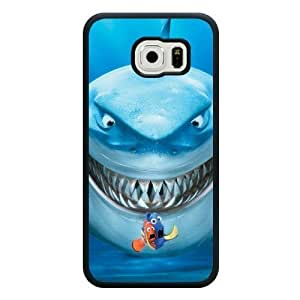 For Iphone 6 4.7 Inch Case Cover , Diy Disney Finding Nemo Black Soft pc Hard shell For Iphone 6 4.7 Inch Case Cover , Finding Nemo For Iphone 6 4.7 Inch Case Cover