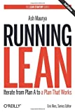 img - for Running Lean: Iterate from Plan A to a Plan That Works (Lean Series) book / textbook / text book