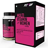 FitZup Multivitamin Tablet for Women, 90 Tablets - Pack of 2