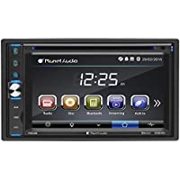 Planet Audio P9630B Double Din, Touchscreen, Bluetooth, DVD/CD/MP3/USB/SD AM/FM Car Stereo, 6.2 Inch Digital LCD Monitor, Wireless Remote