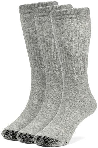 Galiva Girls' Cotton Extra Soft Crew Cushion Socks - 3 Pairs, Medium, (Girls Baseball Boots)