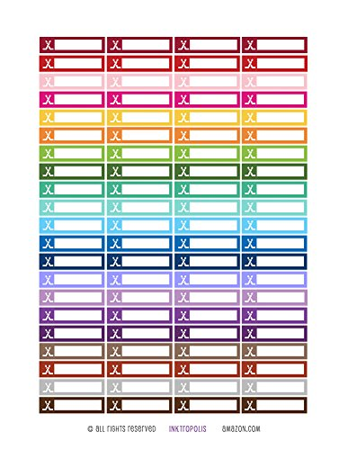 Monthly Planner Stickers Rainbow Hockey Sports Stickers Planner Labels Compatible with Erin Condren Vertical Life Planner