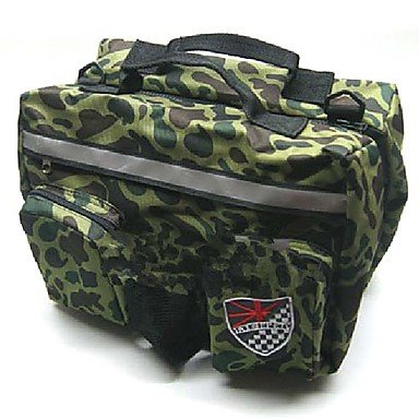 Quick shopping Military Style Camouflage Carrier Bag for Pets Dogs
