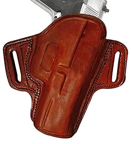 Amazon.com : Tagua BH3-712 Open Top Belt Holster, S&W J Frame 2-1/8 ...