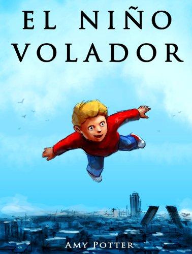 El niño volador de Amy Potter