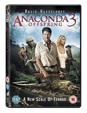 video film anaconda 3