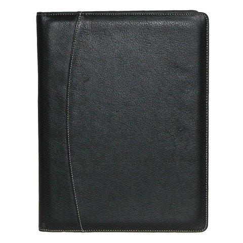 Buxton Genuine Leather Writing Pad Folio
