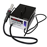 SMD Hot Air Rework Station with Suction Pick-up Wand (CSI825A)