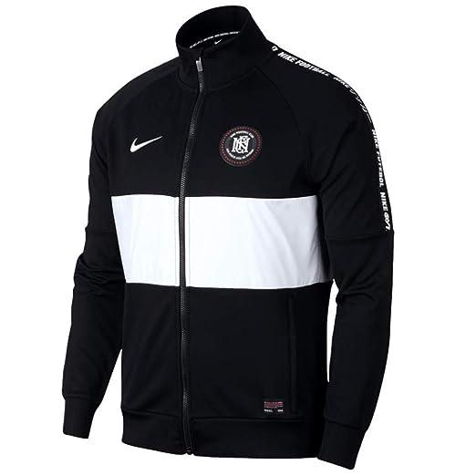 : Nike F.C. Men's Soccer Track Jacket (Black