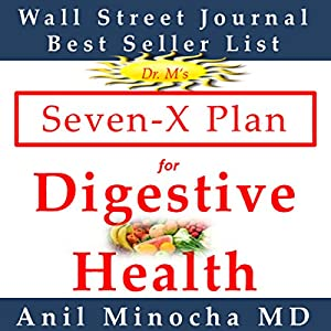 Dr. M's Seven-X Plan for Digestive Health Audiobook