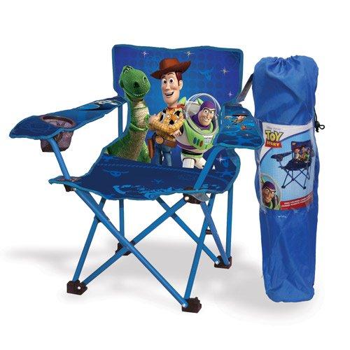 Disney Pixar Toy Story Kids Folding Camp Chair