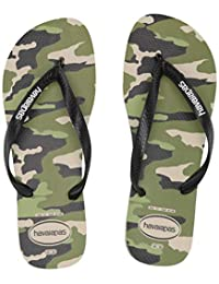 Havaianas Mens Top Camo Flip Flop Sandal