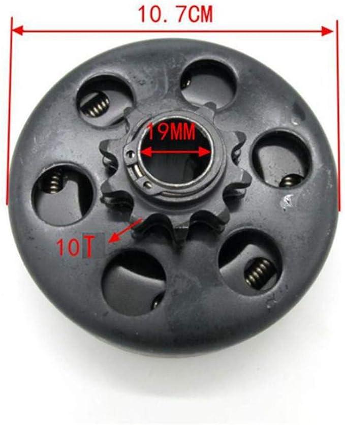 Zentrifugal Kupplungsautomat Kettenrad 3 4 10 Zähne 420 Go Kart Kupplungs Ketten Kart Ersatzteile Für 40 41 420 Kette Innendurchmesser 19mm Baumarkt