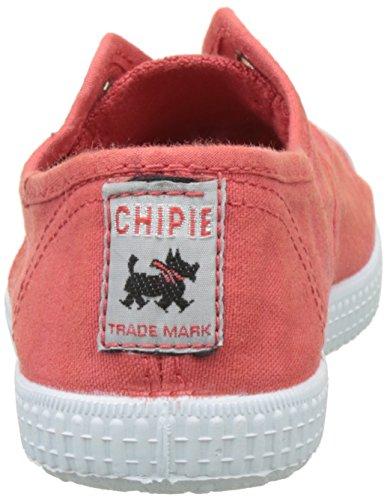 Chipie 747725, Scarpe da Ginnastica Bambini Rosso (Rouge)