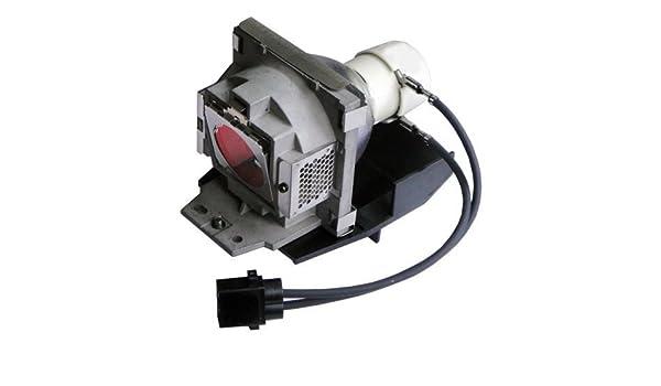 Benq MP511 + de proyector lámpara de repuesto con carcasa: Amazon ...