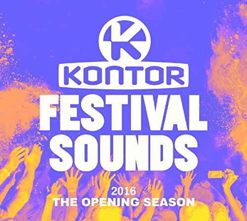 VA-Kontor Festival Sounds 2016 The Opening Season-3CD-FLAC-2016-VOLDiES Download