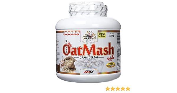 Amix OatMash Harina Avena - 2000 gr: Amazon.es: Salud y cuidado ...