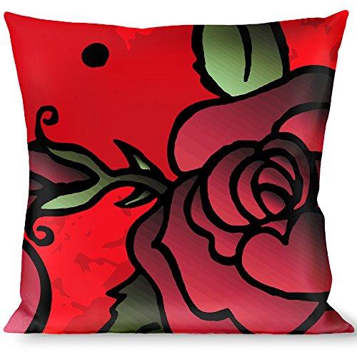 Amazon Com Pillow Decorative Throw Mom Dad Close Up Red