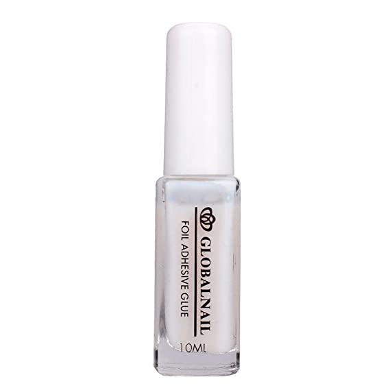 LHWY 1PC White Glue Adhesive for Star Foil Sticker Nail Art Transfer ...