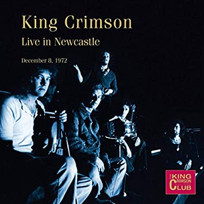 Live In Newcastle December 8, 1972