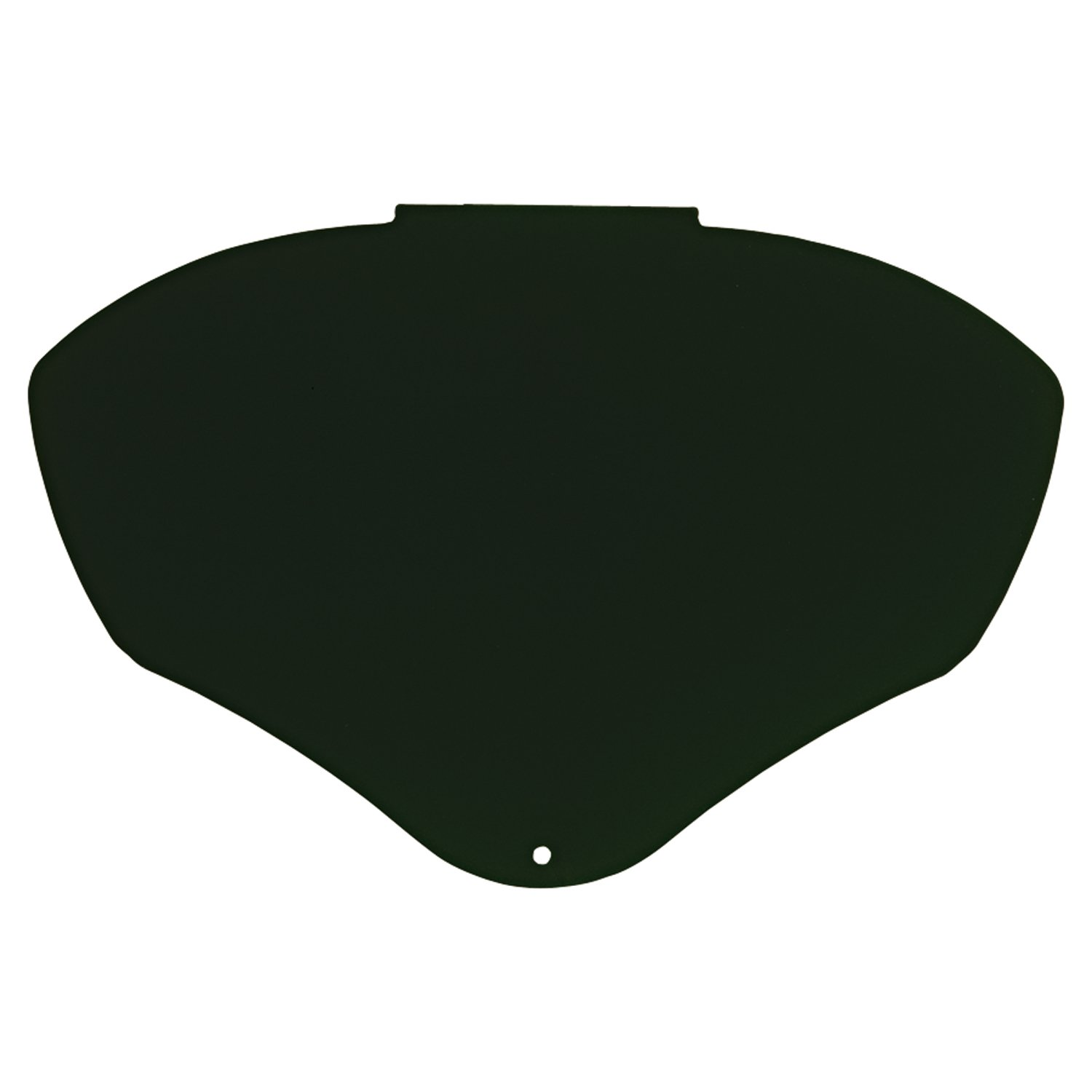 Uvex by Honeywell S8565 Bionic Face Full Shield Replacement Visors, Uncoated/Shade 5.0