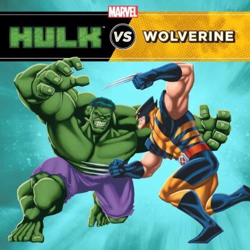 Hulk vs. Wolverine (Marvel Super Hero vs. Book, A)