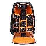 G-raphy Camera Backpack Camera Bag Padded Backpack for DSLR SLR Cameras