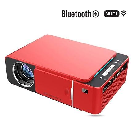 Mini proyector, proyector LED Full HD 4K 3500 lúmenes HDMI ...