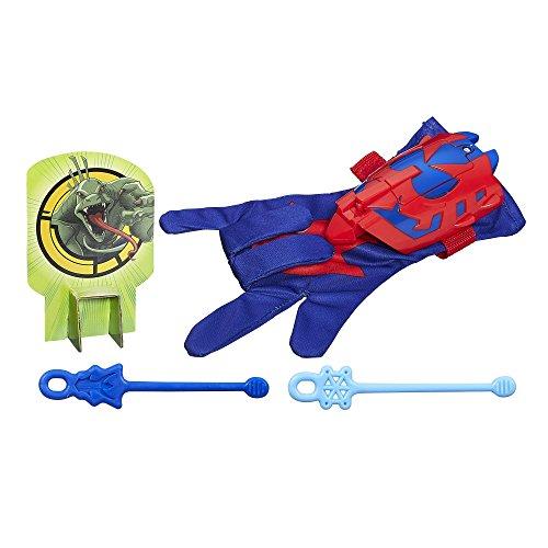 Spider-Man Marvel Ultimate Warriors 2099 Web Slingers Blaster Action (Spidermans Web Slinger)