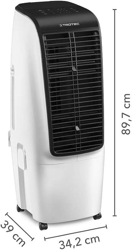 TROTEC Climatizador Portátil PAE 51, 4 en 1: Refrigeración ...