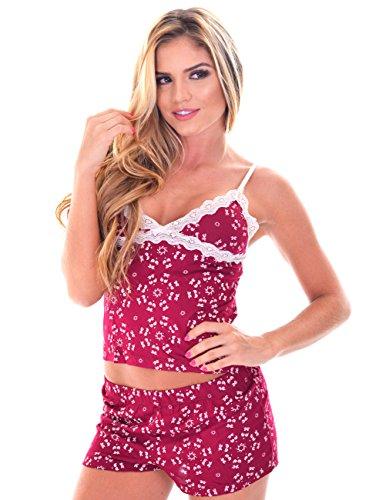 Mimosa Pajama Shorts Camisole sleepwear product image