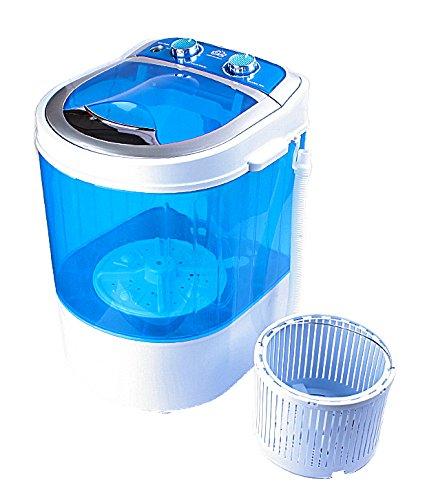 DMR 3 kg Inverter Portable Semi Automatic Top-Loading Mini Washing Machine with Dryer Basket (DMR 30-1208 Bl (W2Yr), Blue) 51tCRNMG%2BpL India 2021