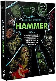 Coleção Estúdio Hammer Vol.2 [Digistak com 3 DVD's]
