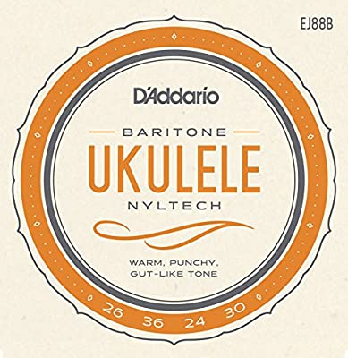 D'Addario Ukulele Strings by D'Addario &Co. Inc